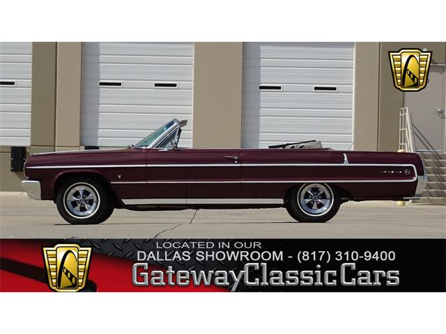 Picture of Classic '64 Impala located in DFW Airport Texas - $47,995.00 Offered by  - MM2D