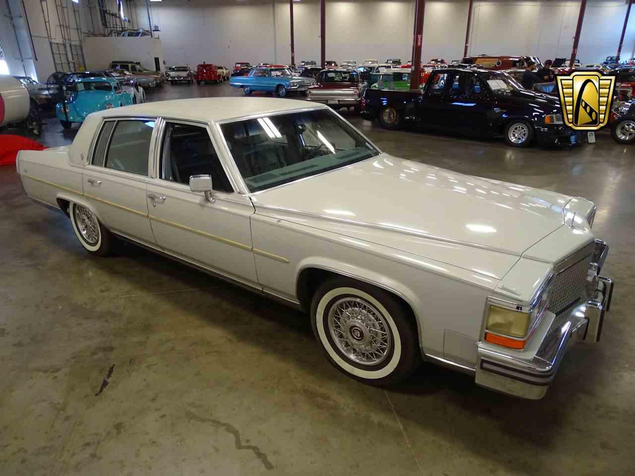 1988 Cadillac Brougham for Sale   ClicCars.com   CC-1055080