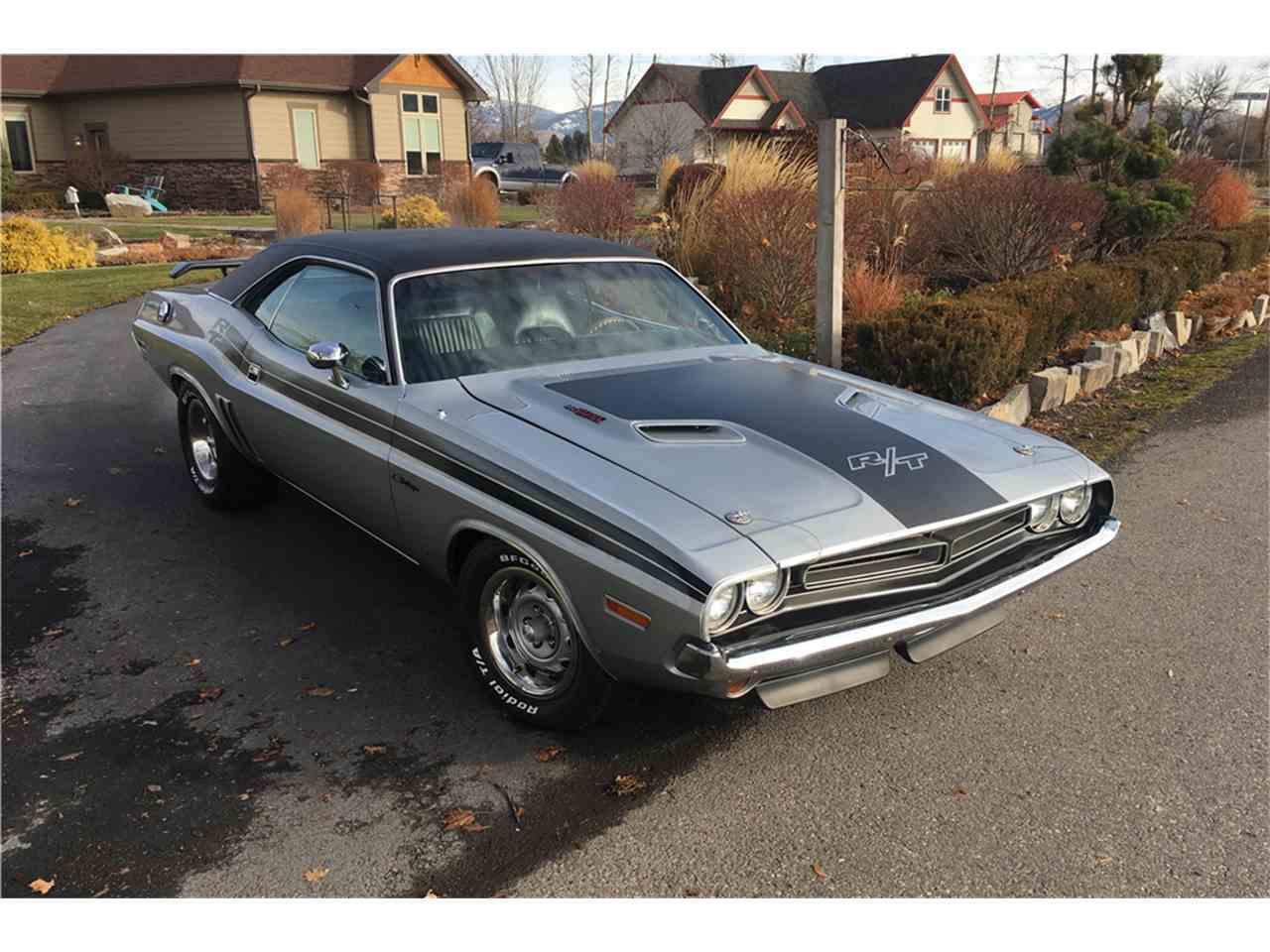 1971 Dodge Challenger R/T for Sale | ClicCars.com | CC-1055109