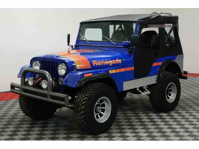 Picture of '74 CJ5 - MM5F