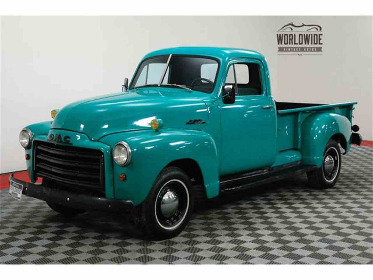 1951 GMC Pickup for Sale | ClassicCars.com | CC-1055150