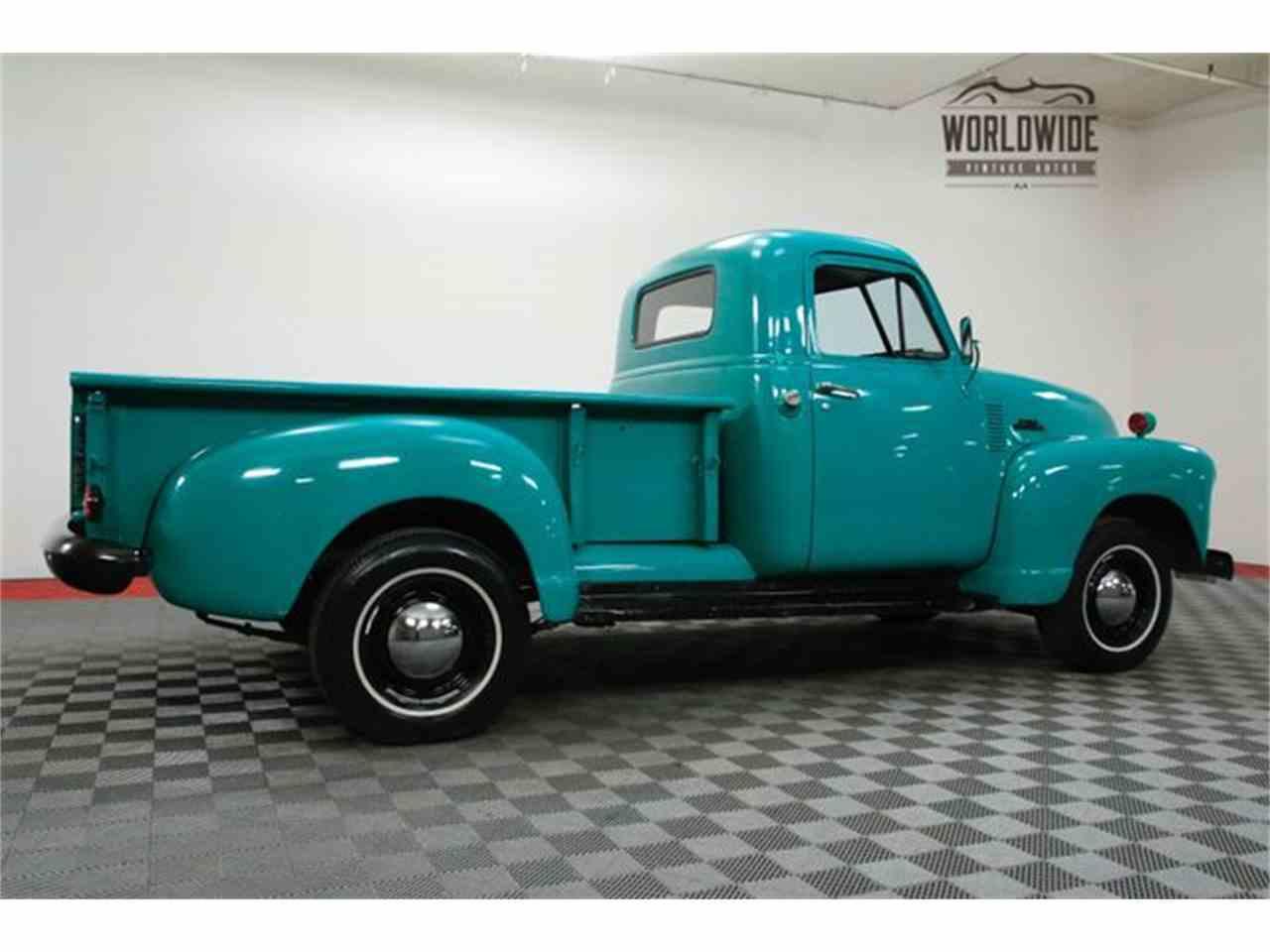 1951 GMC Pickup for Sale   ClassicCars.com   CC-1055150