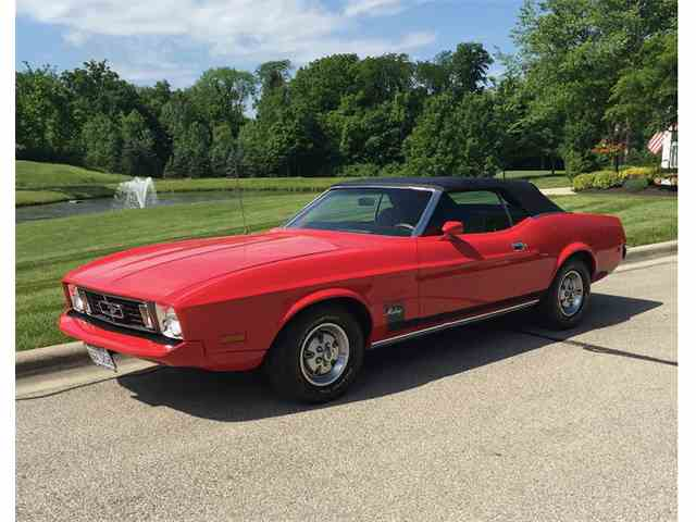 Picture of '73 Mustang - MIL1