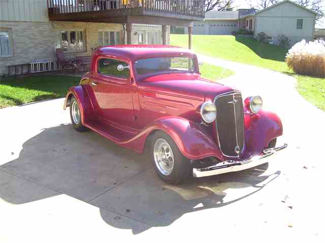 Picture of 1935 Coupe located in IOWA Offered by a Private Seller - MILA