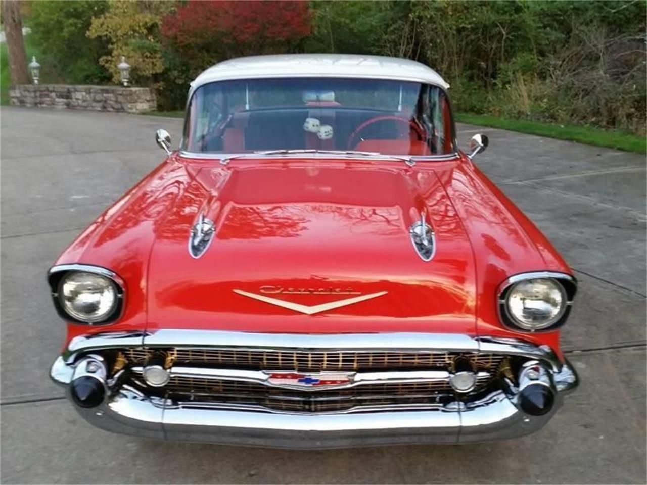 Large Picture of '57 Bel Air - MMAD