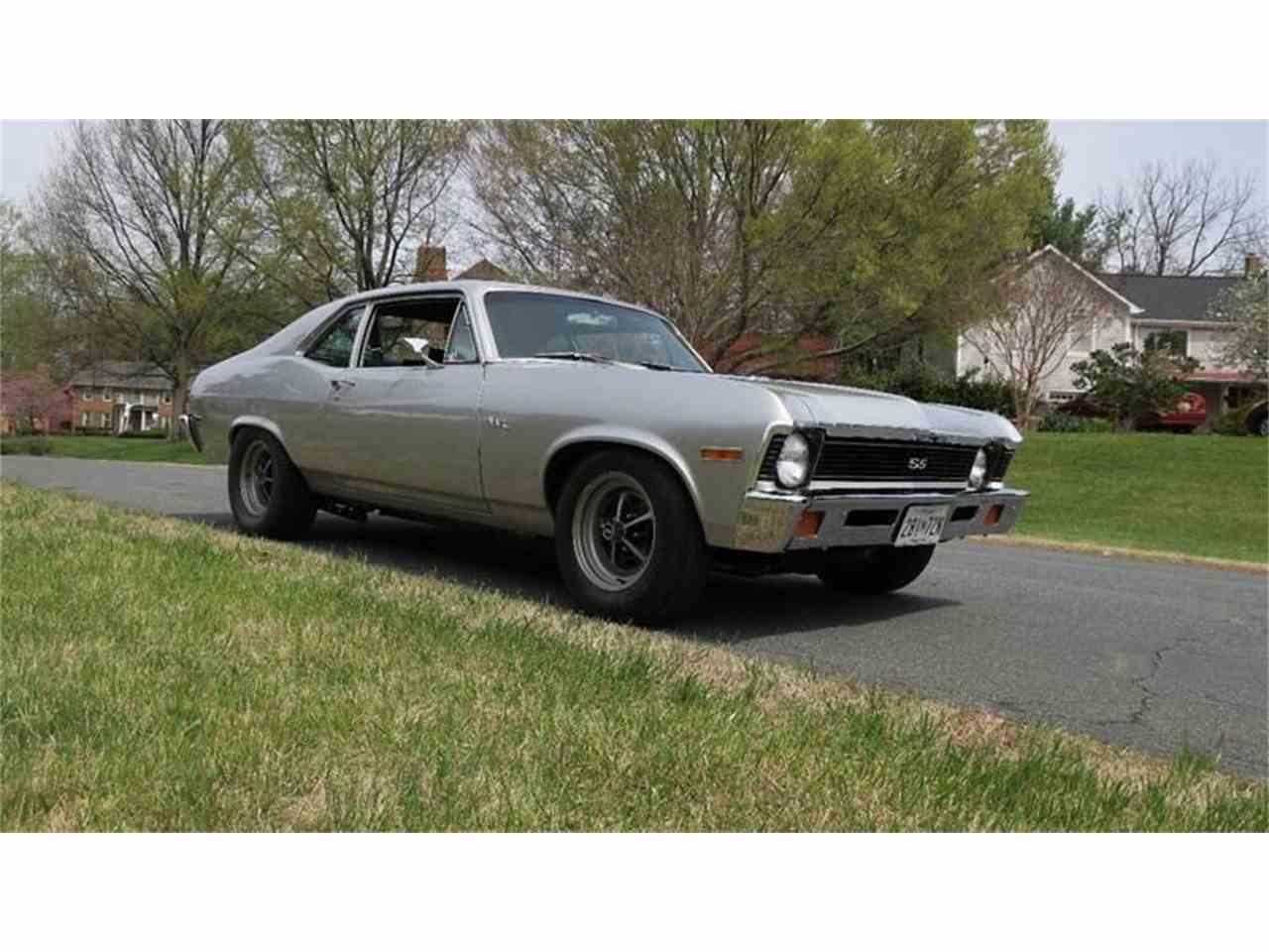 1972 Chevrolet Nova for Sale | ClassicCars.com | CC-1055319
