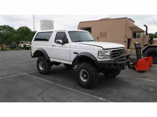 Picture of '92 Bronco - MMAT