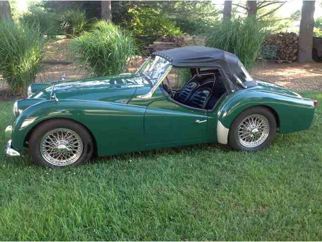 Picture of Classic '61 TR3A located in Maryland - MMB2