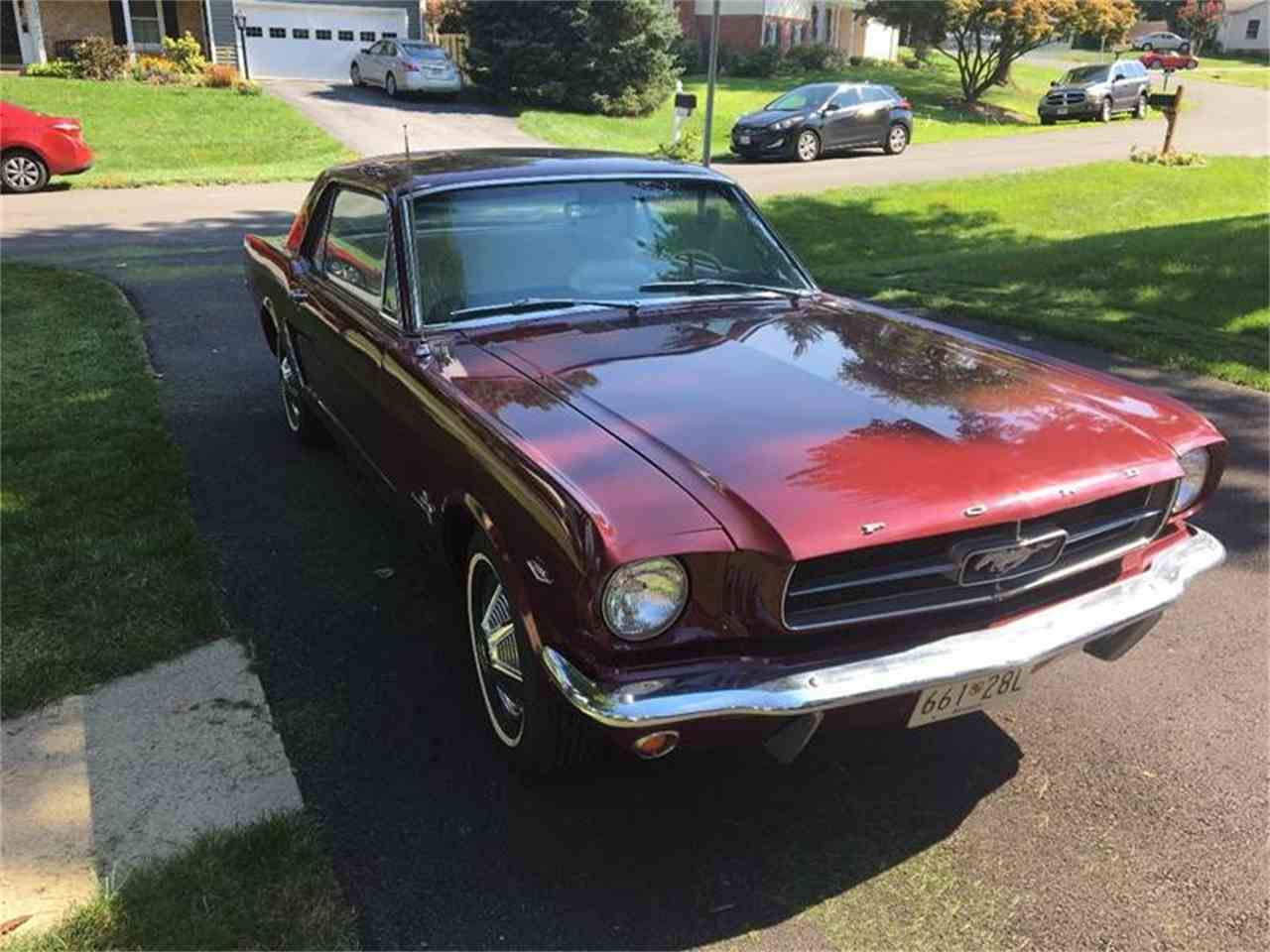 1964 Ford Mustang for Sale   ClassicCars.com   CC-1055355