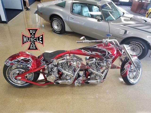 Picture of 2005 Custom Motorcycle located in Maryland - $39,900.00 - MMBP