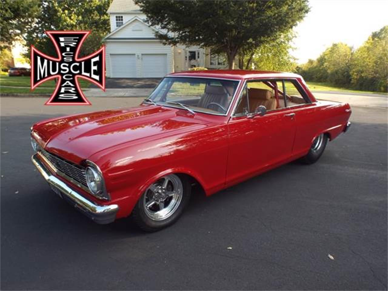 Large Picture of '65 Chevrolet Nova Offered by Eric's Muscle Cars - MMBS