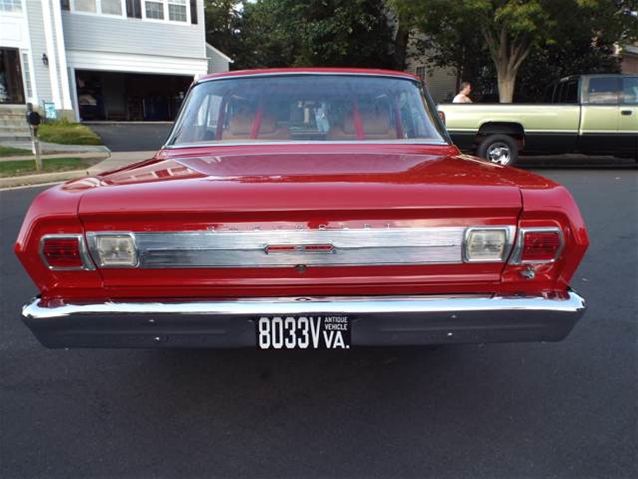 Large Picture of Classic 1965 Nova located in Maryland - $48,900.00 - MMBS