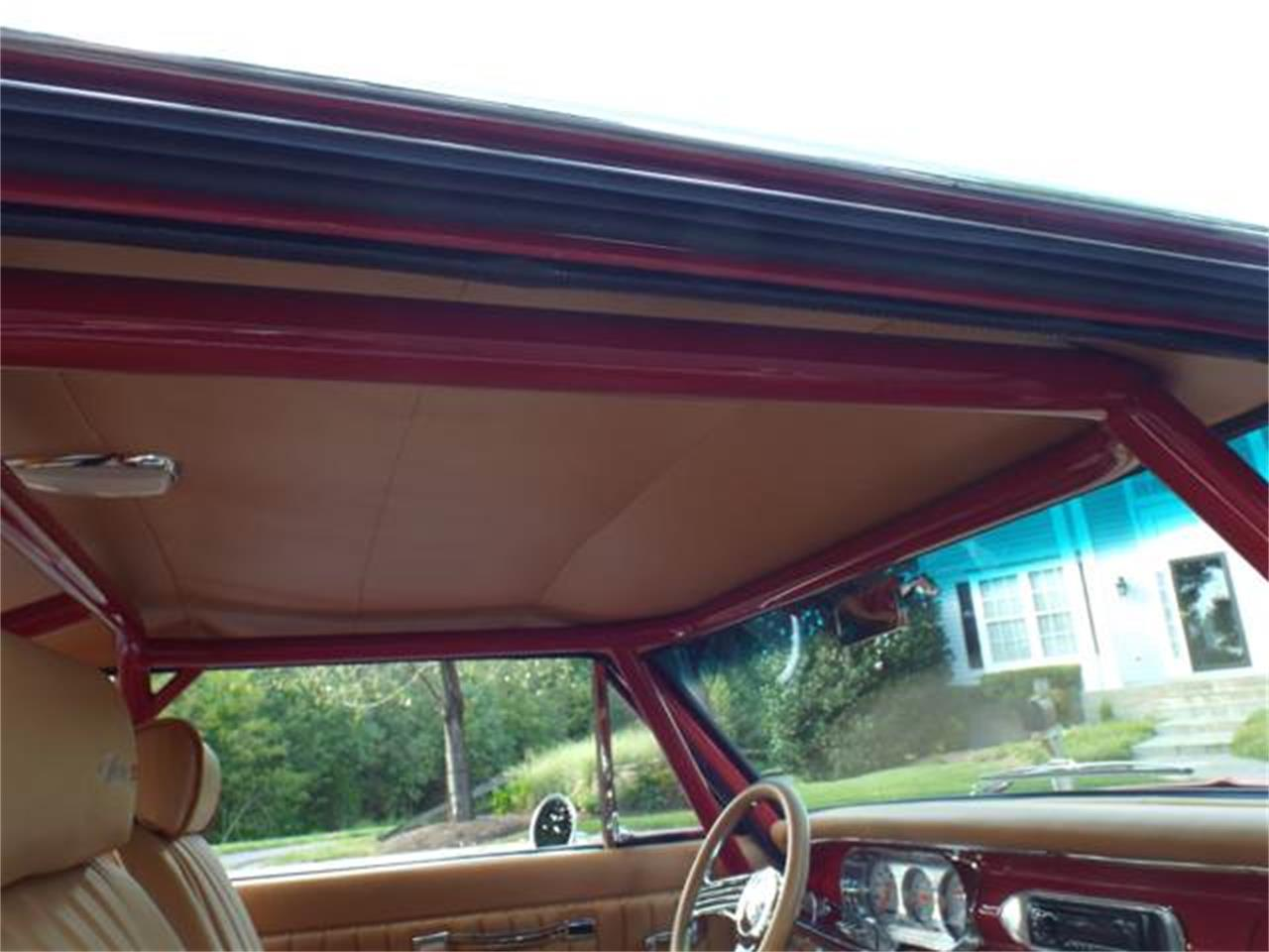 Large Picture of Classic 1965 Chevrolet Nova located in Maryland - $48,900.00 Offered by Eric's Muscle Cars - MMBS