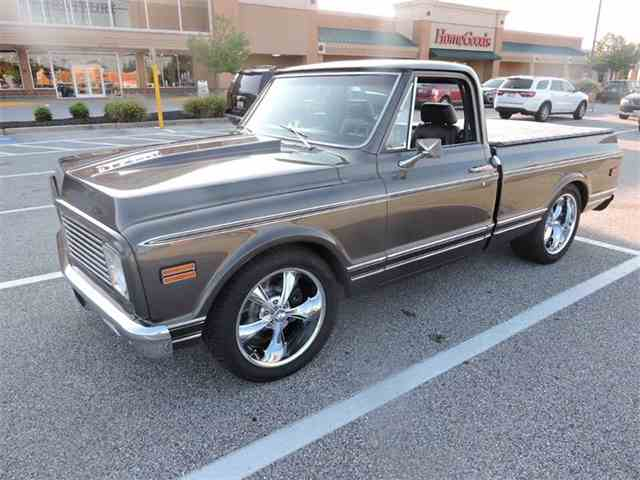 Picture of '72 Chevrolet C/K 10 located in Clarksburg Maryland - $35,900.00 Offered by  - MMBU