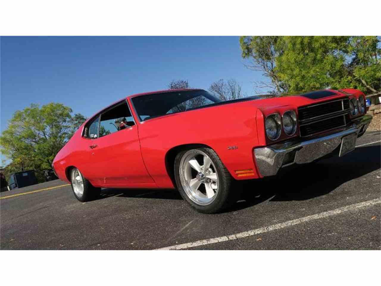 1970 Chevrolet Chevelle for Sale | ClassicCars.com | CC-1055378