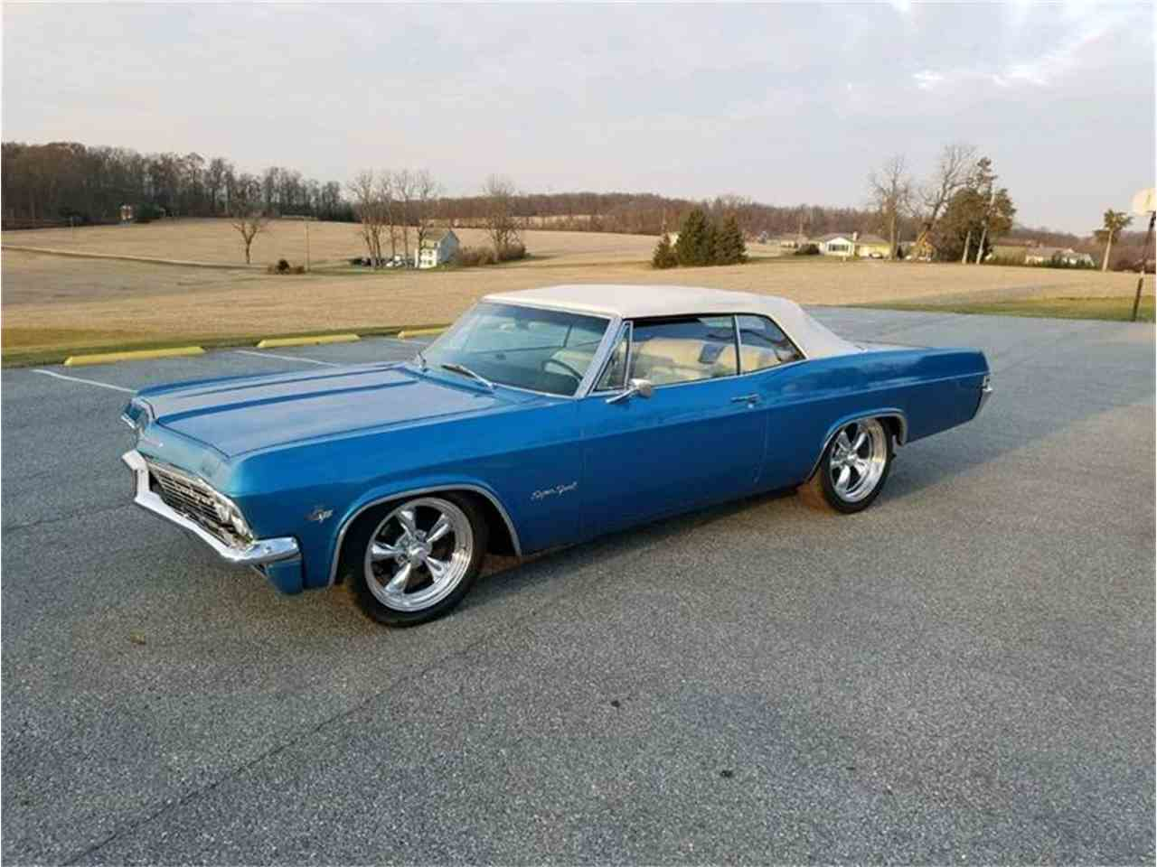 1965 Chevrolet Impala for Sale   ClassicCars.com   CC-1055398