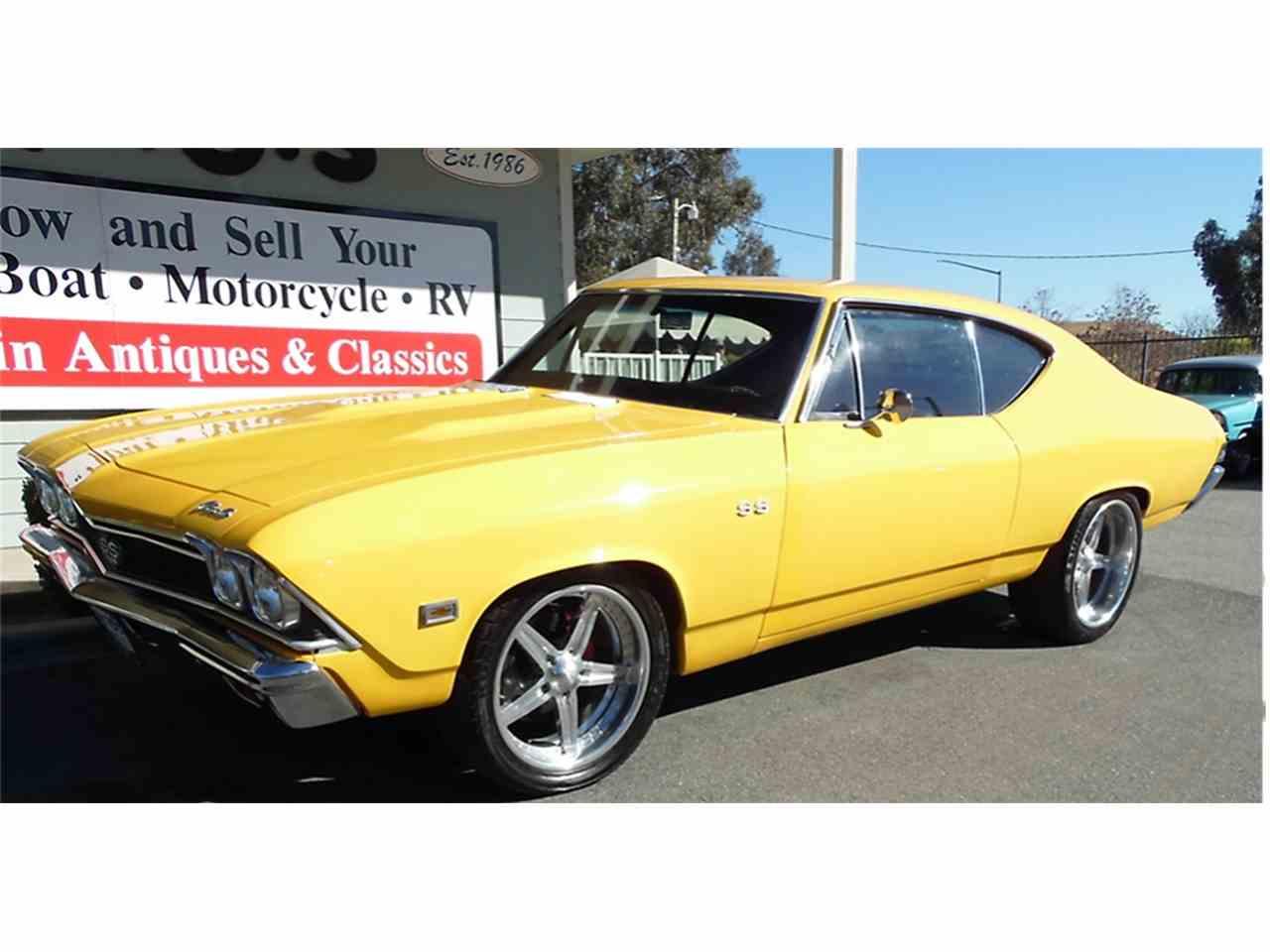 1968 Chevrolet Chevelle for Sale | ClassicCars.com | CC-1050540