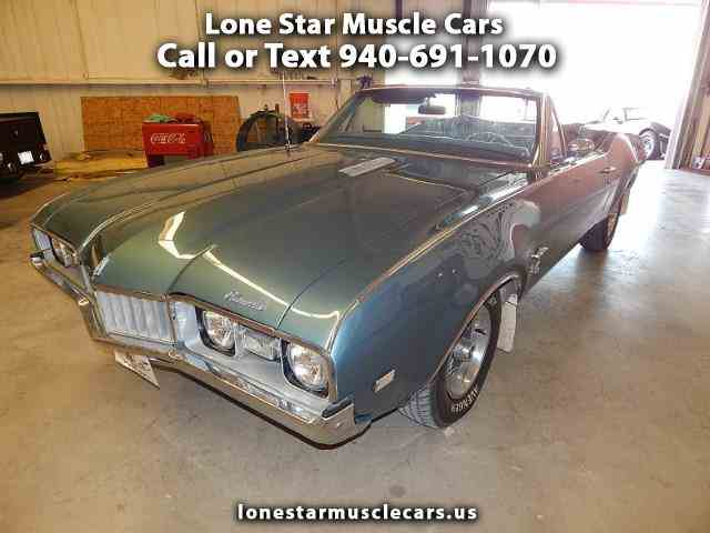 Picture of '68 Cutlass Supreme - MMCX