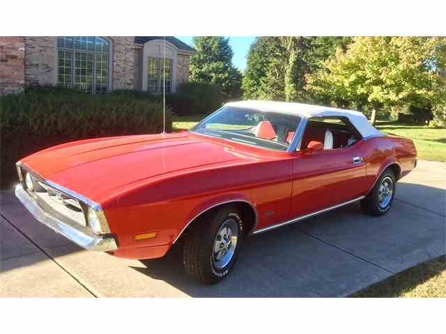 Picture of '72 Mustang - MMEL