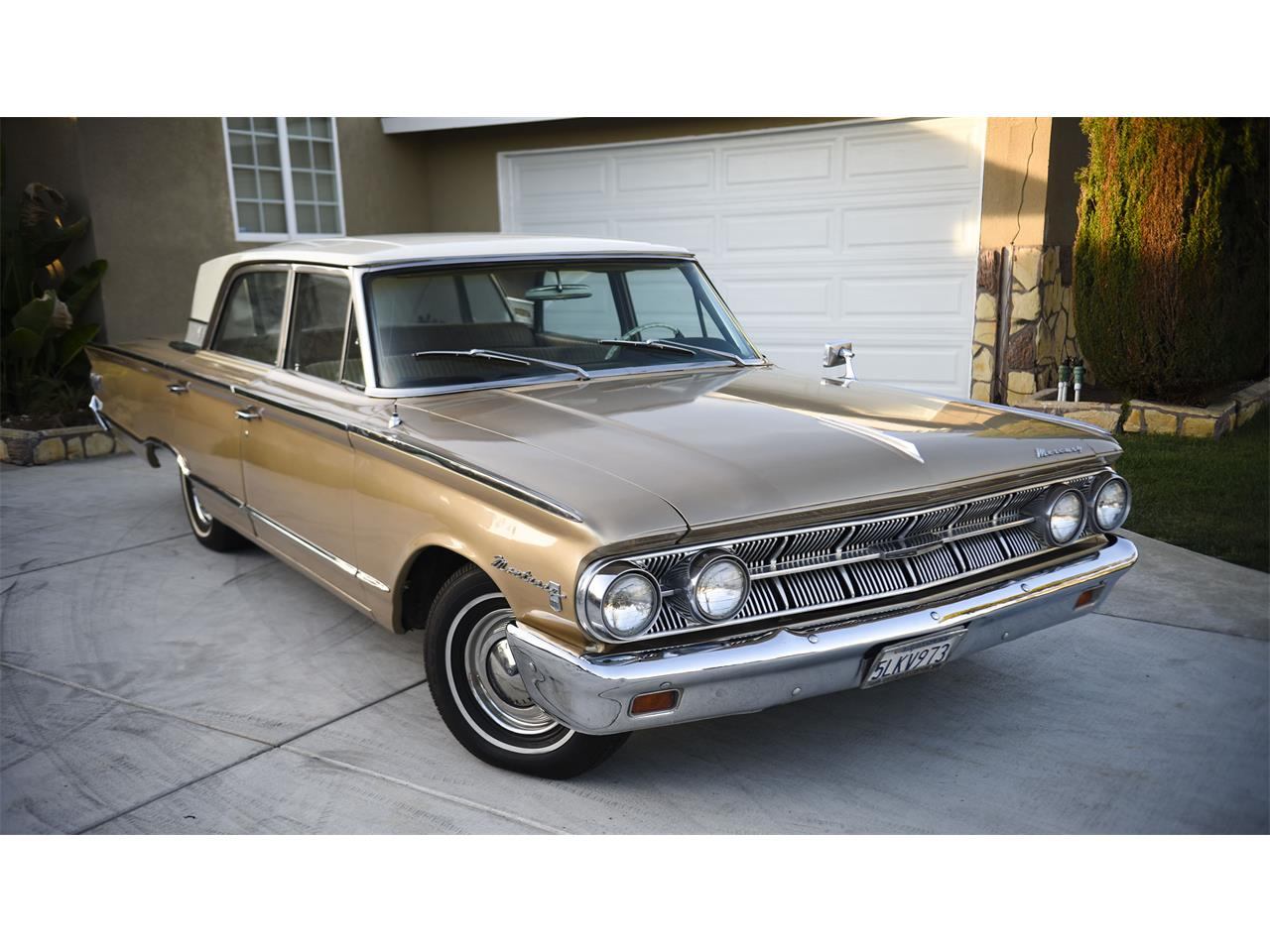 For Sale: 1963 Mercury Monterey in Gardena, California