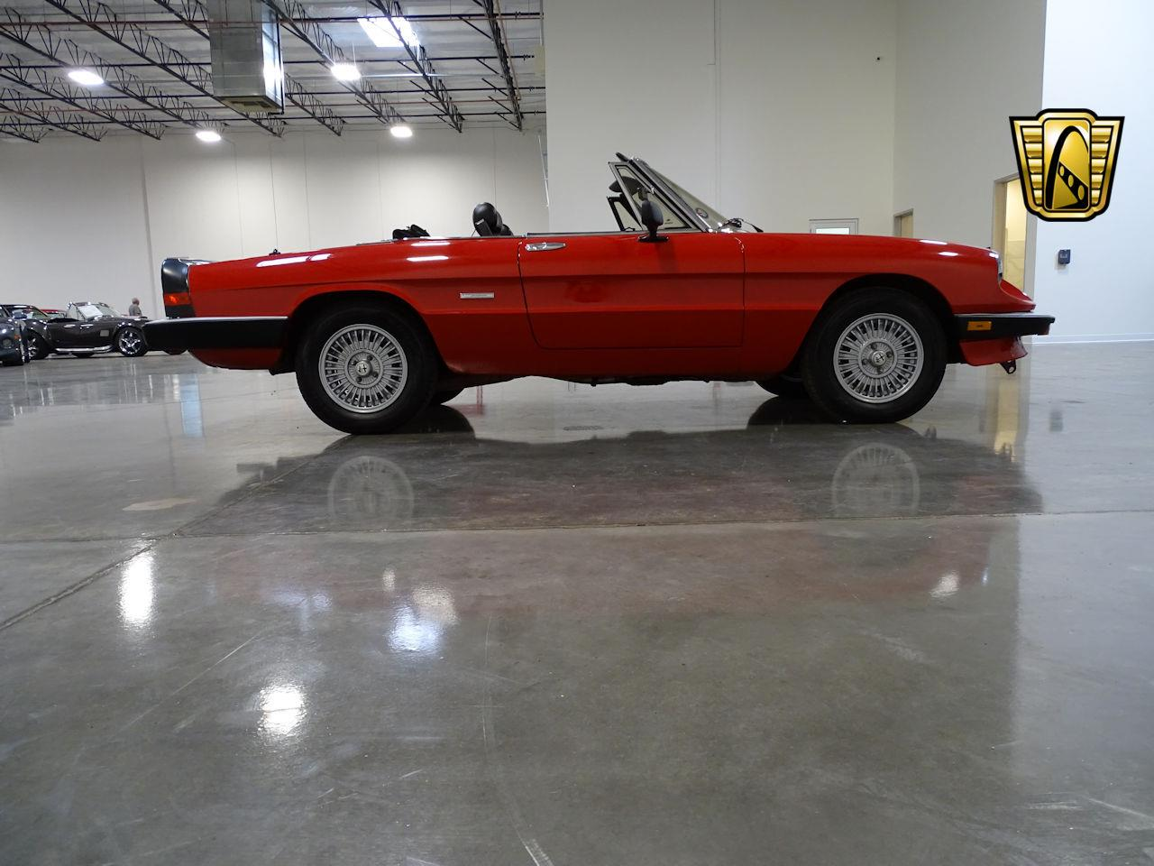 1989 Alfa Romeo Spider For Sale Cc 1050055 Large Picture Of 89 Mi87