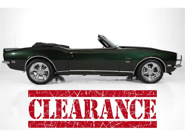 1968 Chevrolet Camaro For Sale On Classiccars Com Pg 5