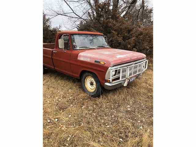 Picture of '71 Ford F250 located in Shenandoah Iowa - $7,500.00 Offered by  - MMH7