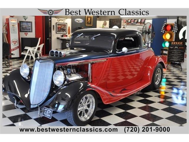 Picture of Classic 1934 Ford Antique located in Colorado - $55,900.00 Offered by  - MMIO