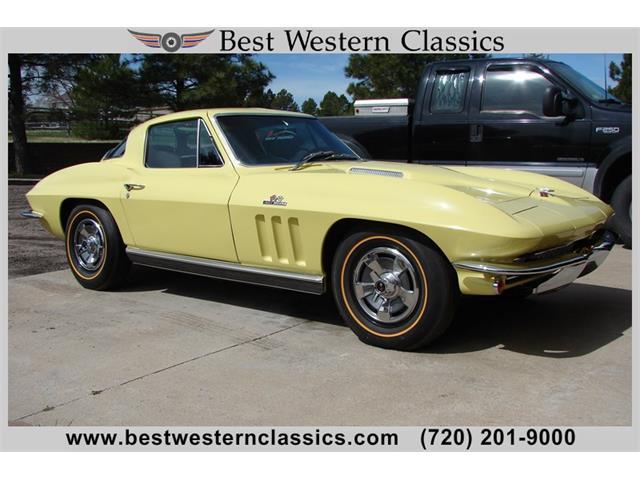 Picture of '66 Corvette - MMIP