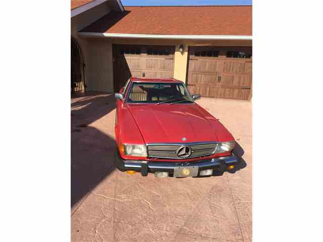 Picture of '85 380SL - MMIZ