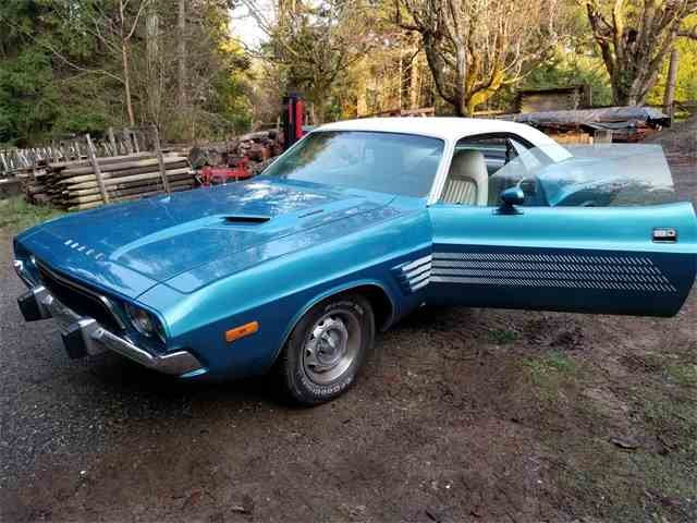 1974 Dodge Challenger for Sale on ClicCars.com