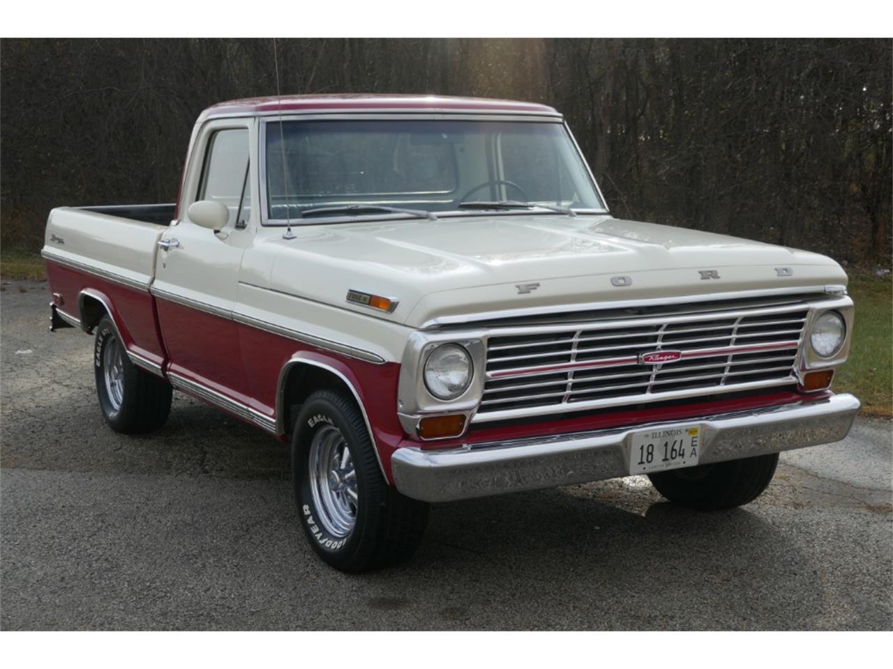 1969 Ford Ranger For Sale