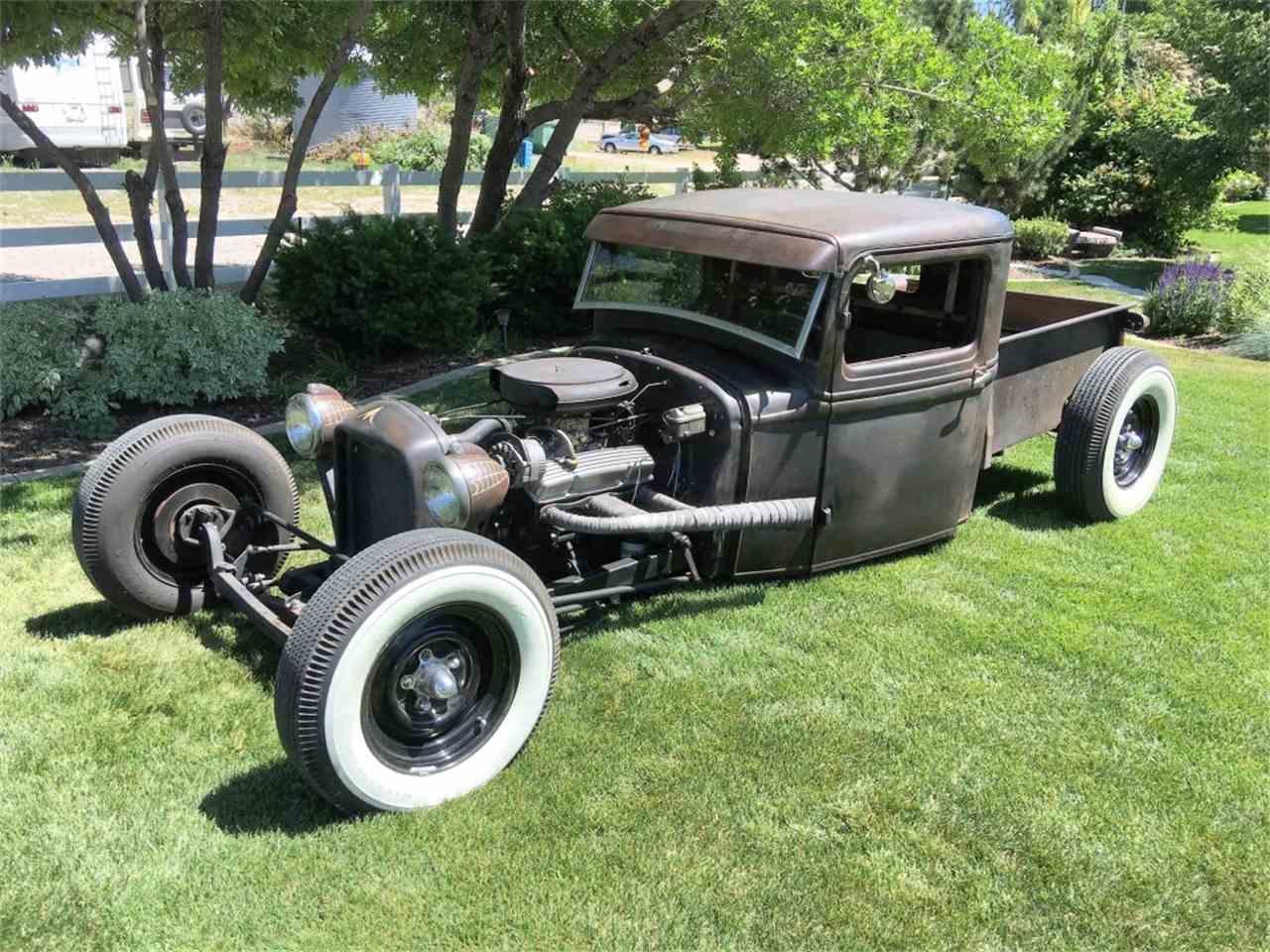 1932 ford rat rod for sale cc 1055685. Black Bedroom Furniture Sets. Home Design Ideas