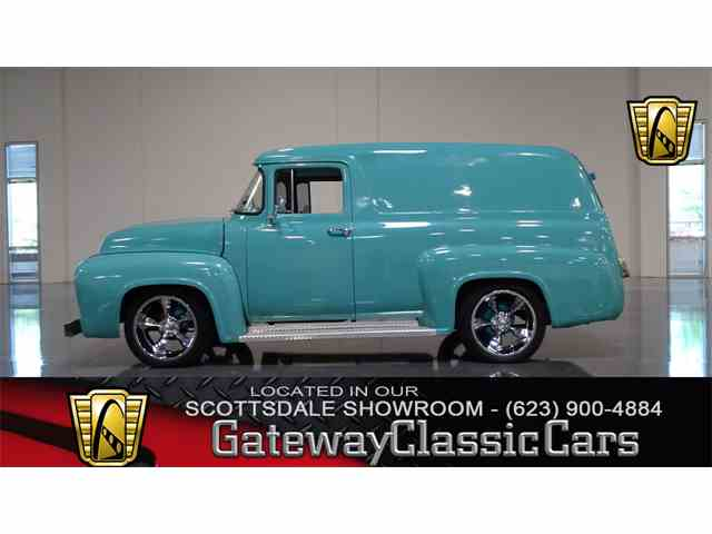 Picture of 1956 Ford F100 located in Arizona - $24,995.00 Offered by Gateway Classic Cars - Scottsdale - MMKZ