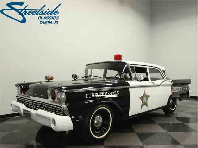 Picture of '59 Galaxie Police Car - MMLJ