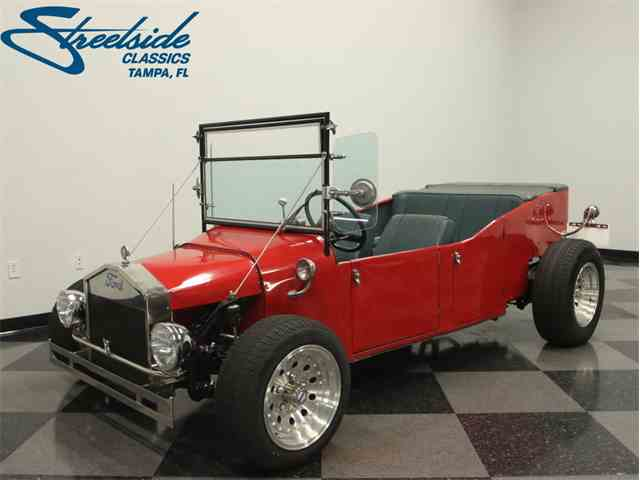 Picture of '27 Ford Roadster located in Lutz Florida - $19,995.00 Offered by Streetside Classics - Tampa - MMLM