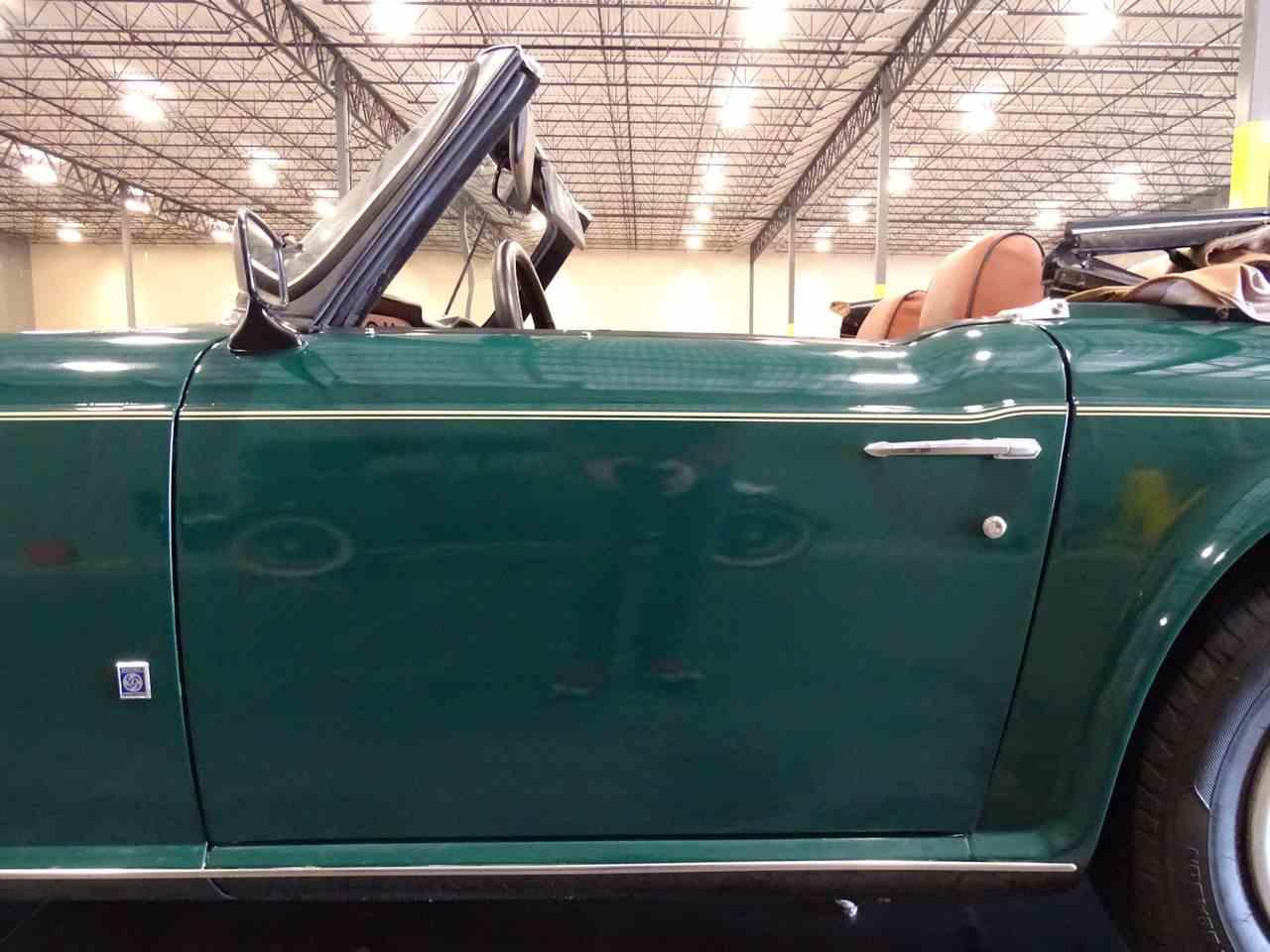 1972 Triumph TR6 for Sale | ClassicCars.com | CC-1055741