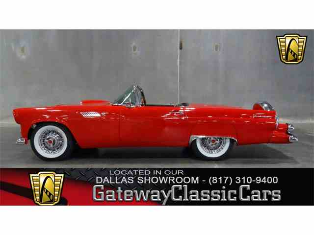 Picture of 1955 Thunderbird located in DFW Airport Texas - $48,995.00 - MMMC
