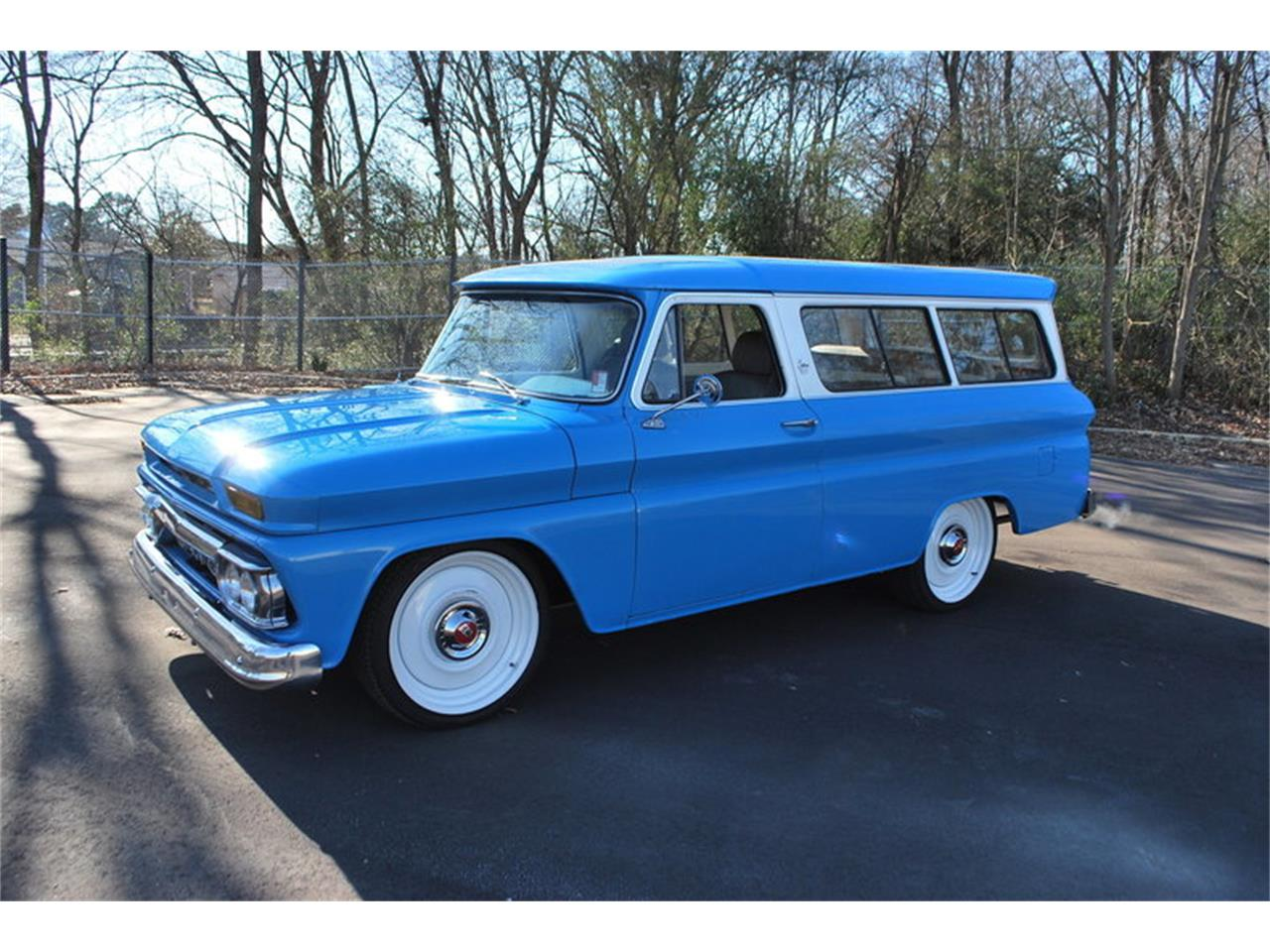 Large Picture of '64 Suburban - MMMM