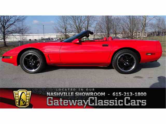 Picture of 1995 Chevrolet Corvette located in La Vergne Tennessee - $18,995.00 Offered by  - MMMO
