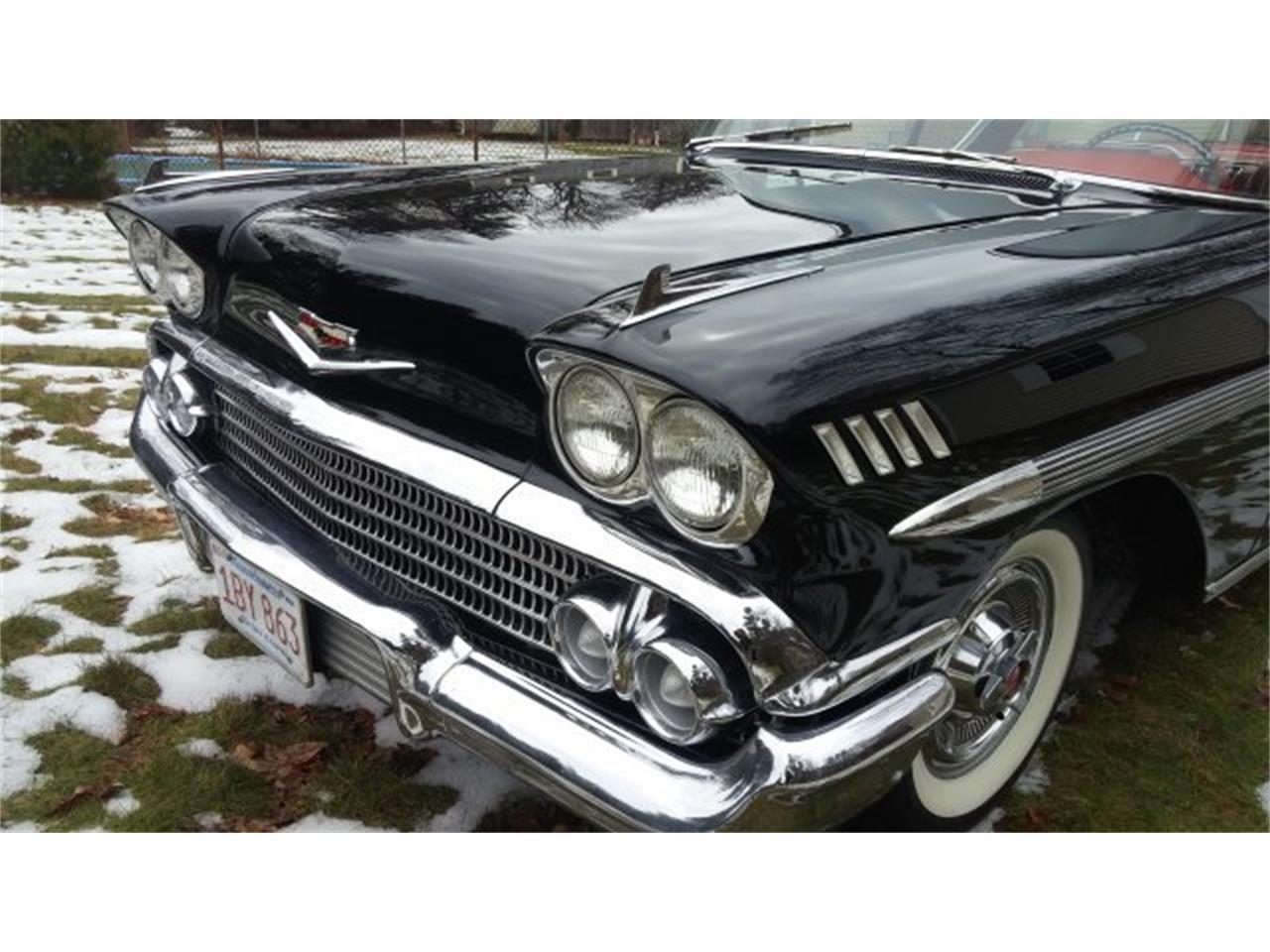 Large Picture of Classic '58 Impala - $45,900.00 Offered by CARuso Classic Cars - MMNN