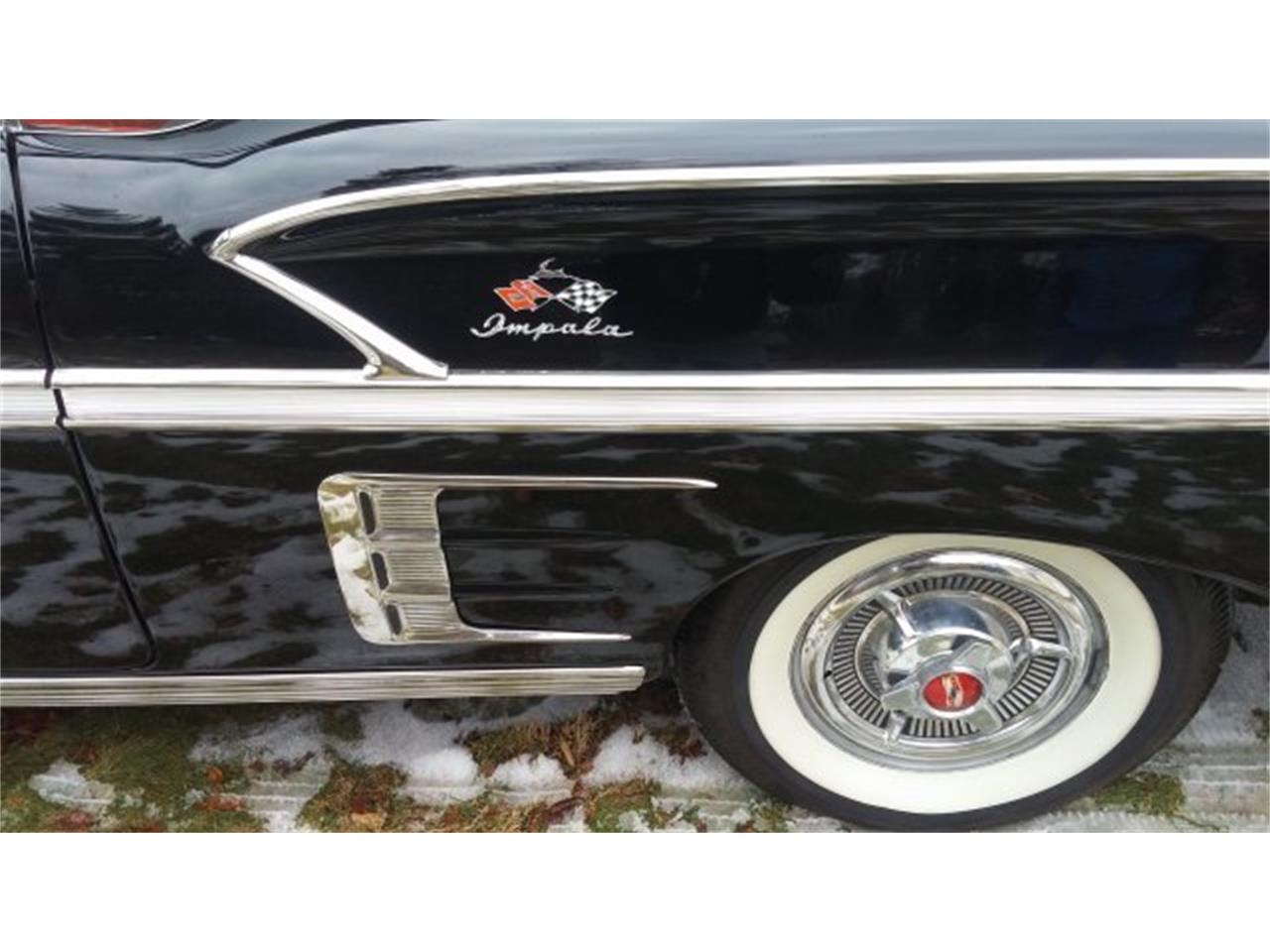 Large Picture of Classic '58 Chevrolet Impala - $45,900.00 - MMNN