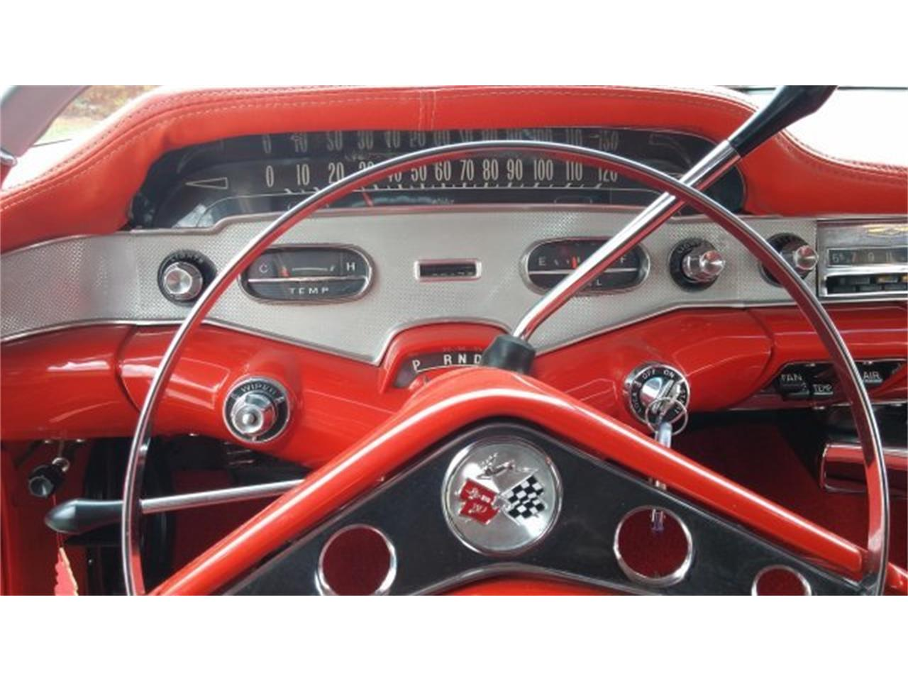 Large Picture of 1958 Chevrolet Impala Offered by CARuso Classic Cars - MMNN
