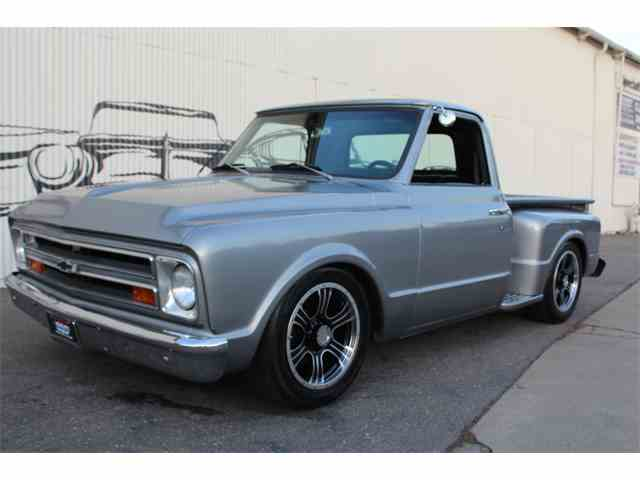 Picture of Classic '67 C10 located in California - $29,900.00 Offered by Specialty Sales Classics - MI8A