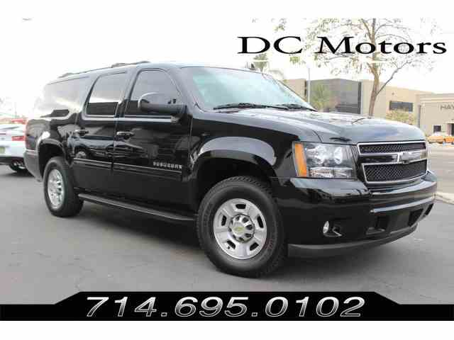 Picture of '11 Chevrolet Suburban - $69,900.00 Offered by DC Motors - MMO1