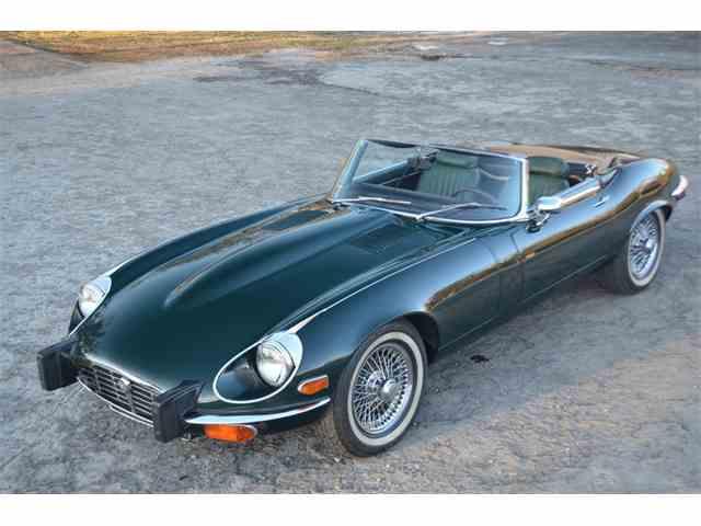 Picture of 1974 Jaguar E-Type - $72,500.00 - MMOP