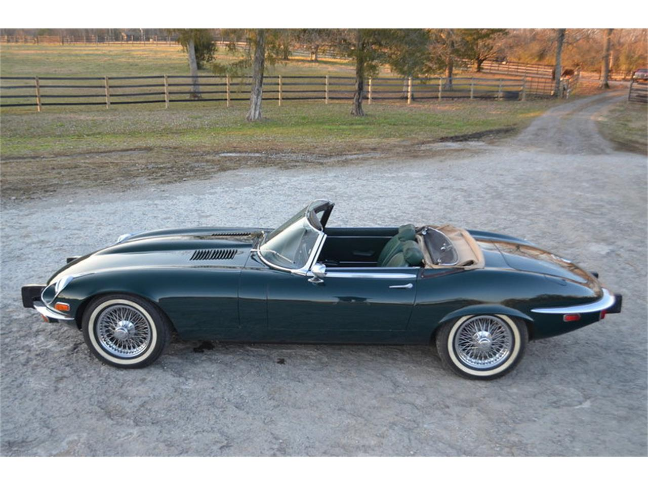 Large Picture of '74 Jaguar E-Type - MMOP