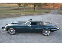 Picture of '74 Jaguar E-Type located in Tennessee Offered by Frazier Motor Car Company - MMOP