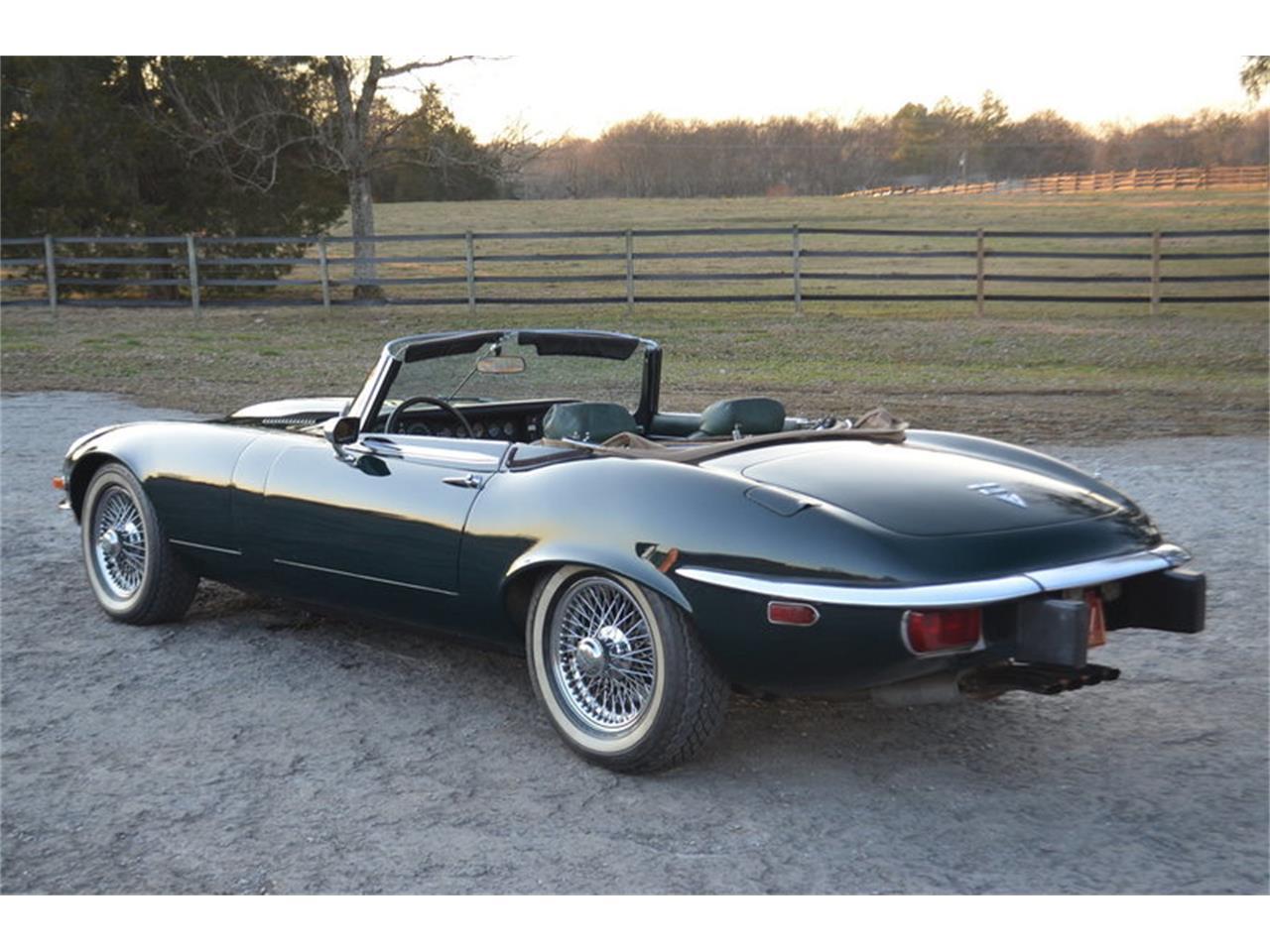 Large Picture of '74 Jaguar E-Type - $72,500.00 - MMOP