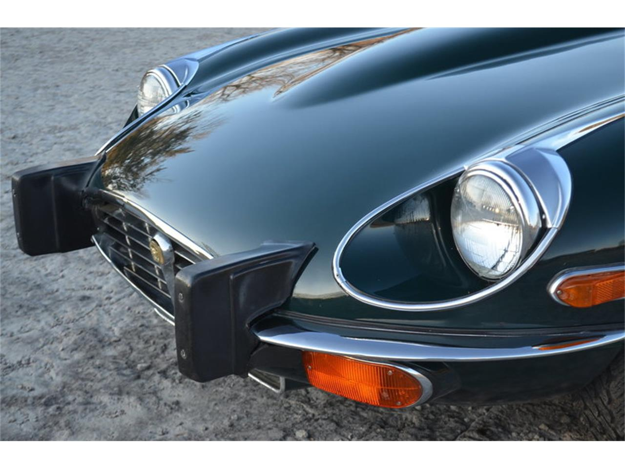 Large Picture of 1974 Jaguar E-Type - $72,500.00 Offered by Frazier Motor Car Company - MMOP